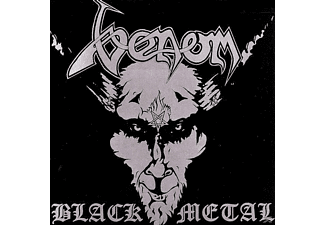 Venom - BLACK METAL [CD]
