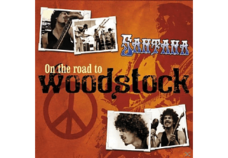 Carlos Santana - On The Road To Woodstock - (CD)