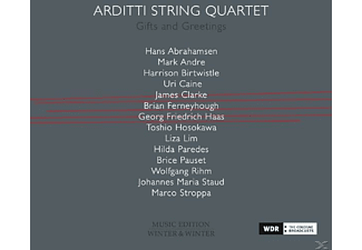 Arditti String Quartet - Gift And Greetings [CD]