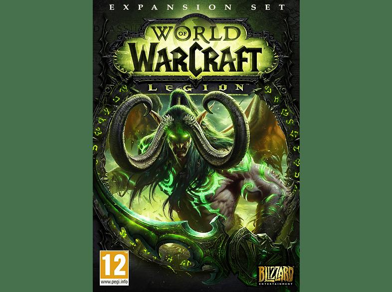 ACTIVISION World of Warcraft: Legion (PC)