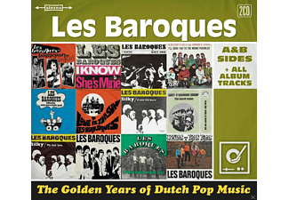 Les Baroques - The Golden Years Of Dutch Pop Music: Les Baroques | CD