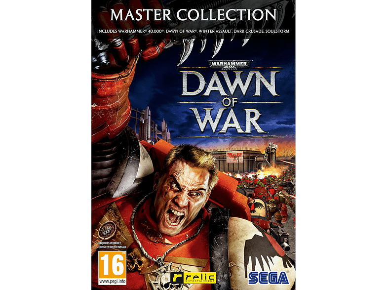Warhammer Dawn Of War Master Collection PC gaming   offline pc παιχνίδια pc computing   tablets   offline παιχνίδια pc gami