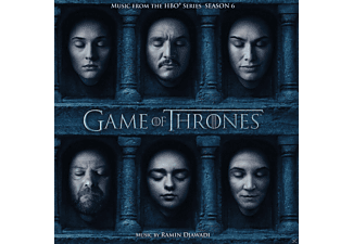 Ramin Djawadi - Game Of Thrones Season 6 - (Vinyl)