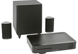 HARMAN/KARDON BDS 335 2.1-kanals Blu-Ray-system