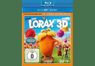Der Lorax 3D - (3D Blu-ray (+2D))