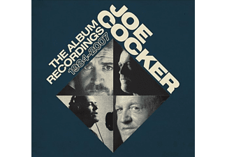 Joe Cocker - The Album Recordings: 1984-2007 (CD)