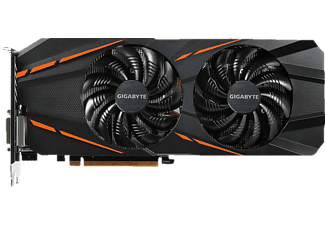 GIGABYTE GeForce GTX 1060 G1 Gaming OC 6GB (GV-N1060G1)(NVIDIA,  Grafikkarte)