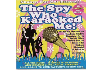 VARIOUS - The Spy Who Karaoked Me! - (CD)