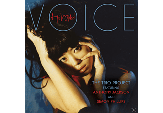 HIROMI/JACKON,ANTHONY/PHILLIPS,SIMON - Voice - (CD)