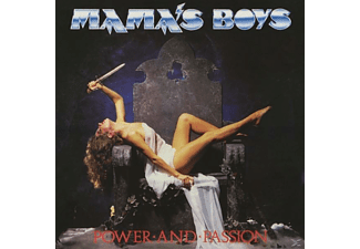 Mama's Boys - Power And Passion - (Vinyl)