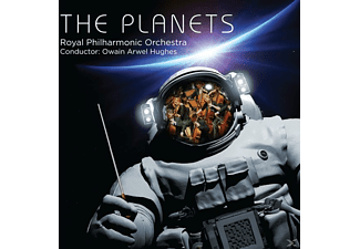 Hughes Royal Philharmonic Orchestra - The Planets - (CD)