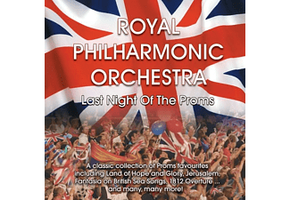 Royal Philharmonic Orchestra - Last Night of the Proms - (CD)