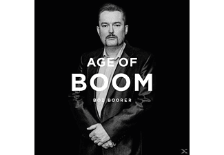 Boz Boorer - Age Of Boom - (CD)