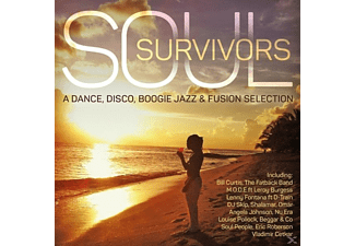 VARIOUS - Soul Survivors [CD]