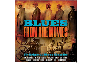 VARIOUS - Blues From The Movies [CD]