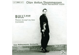 THOMMESSEN,OLAV ANTON & HERRESTHAL,PETER - Bull S Eye/ Please Accept My Ears / Ca - (CD)