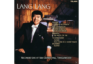 Lang Lang - Recorded Live At Seiji Ozawa Hall, Tanglewood [CD]