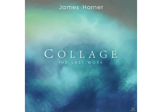 James Horner - James Horner: Collage-The Last Work [CD]