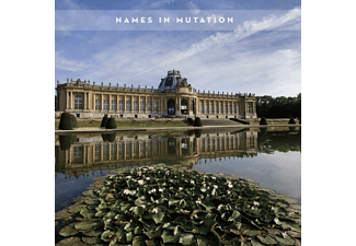 The Names - IN MUTATION - (CD)