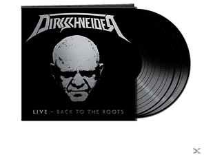 Dirkschneider - Live-Back To The Roots (Gtf.Black 3-Vinyl) [Vinyl]