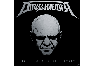 Dirkschneider - Live-Back To The Roots (2CD-Digipak) [CD]