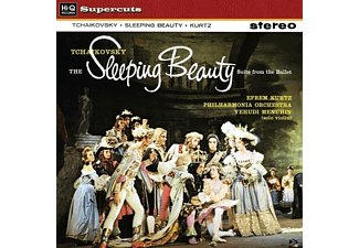 Yehudi Menuhin, The Philharmonia Orchestra, VARIOUS - Tchaikovsky/Sleeping Beauty-Suite From The Bal - (Vinyl)
