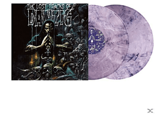 Danzig - Lost Tracks Of Danzig (Gtf.180 Clear-Purple Marbl [Vinyl]