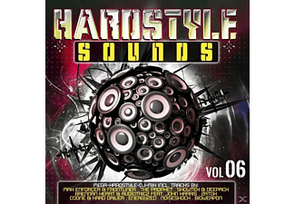 VARIOUS - Hardstyle Sounds Vol.6 [CD]