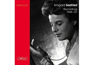 Irmgard Seefried - Irmgard Seefried - Recordings 1944-1967 - (CD)