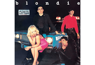 Blondie - Plastic Letters (Ltd.Edt.Picture Disc) - (Vinyl)