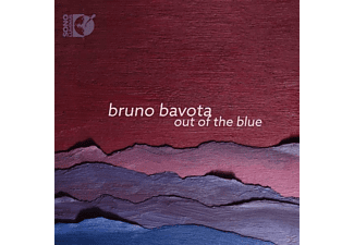 Bruno Bavota - Out of the Blue - (CD)
