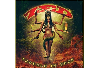 Zed - Trouble In Eden [CD]