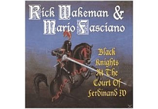 Rick Wakeman, Mario Faciano - Black Knights At The Court Of Ferdinand IV - (CD)