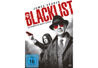 The Blacklist - Staffel 3 - (DVD)