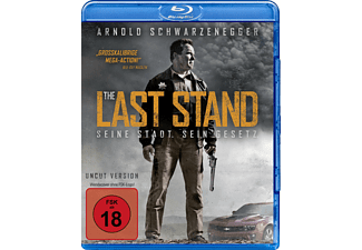 The Last Stand (Uncut Version) - (Blu-ray)