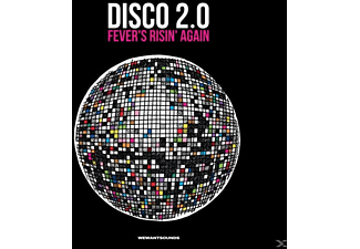 VARIOUS - Disco 2.0 - Fever's Risin' Again - (LP + Download)
