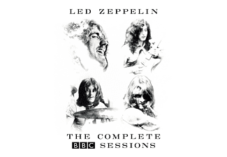 Led Zeppelin - The Complete BBC Session (Vinyl LP + CD)