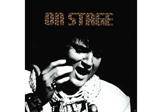 Elvis Presley - On Stage - (CD)