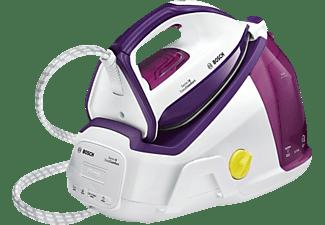 BOSCH TDS6030 6 EasyComfort, Dampfbügelstation, Weiß/Deep berry