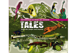 Addi Münsters Old Merry Tale Jazzband - Tales - (CD)