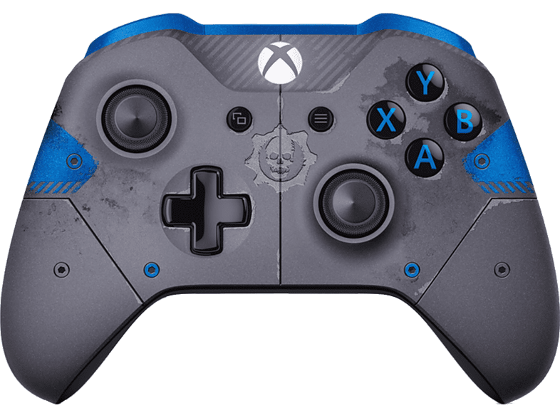 MICROSOFT Xbox Wireless Controller - Gears of War 4 JD Fenix Limited Edition gaming απογείωσε την gaming εμπειρία αξεσουάρ xbox one gaming   offline microsof