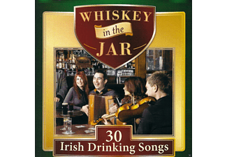 VARIOUS - Whiskey In The Jar - 30 Irish Drinking Songs - (CD)