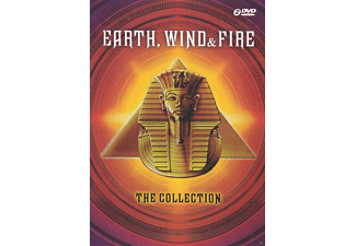 Earth, Wind & Fire - THE DUTCH COLLECTION - (DVD)