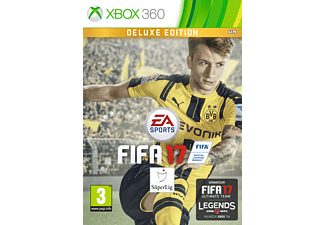 ARAL Fifa 17 Deluxe Edition Xbox 360