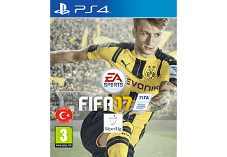 ARAL Fifa 17 PlayStation 4 Oyun