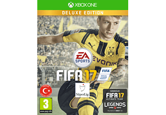 ARAL Fifa 17 Deluxe Edition Xbox One