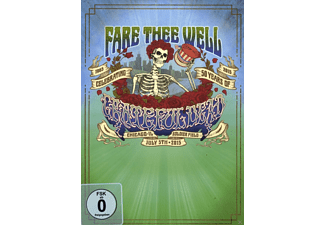 Grateful Dead - Fare thee well - July 5th - (CD + DVD Video)