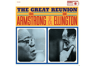 Armstrong, Louis & Ellington, Duke - The Great Reunion - (Vinyl)