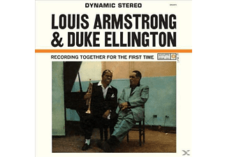 Armstrong, Louis & Ellington, Duke - Together For The First Time - (CD)