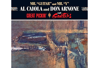 Great Pickin' & Soft Guitars - Caiola,Al & Don Arnone [CD]